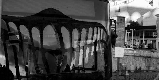 concurso fotografia segovia: Acueducto de Dali