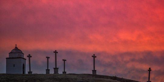concurso fotografia segovia: Cruces