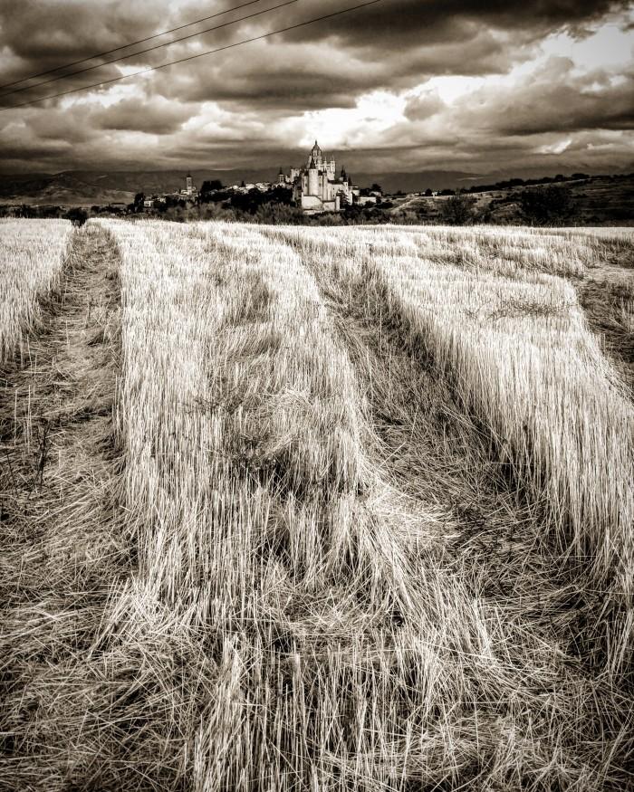 concurso fotografia segovia: Campos de Segovia