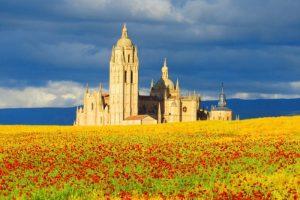 concurso fotografia segovia: catedral